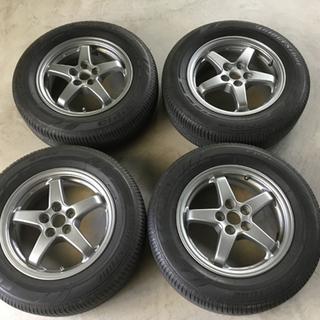 15インチ タイヤ ホイール 4本セット 195-65R−15