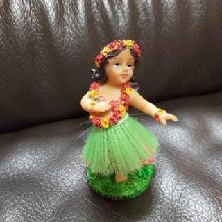 フラダンス人形