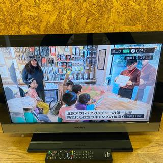 0729-10  ☆美品☆ SONY ソニー BRAVIA ブラ...