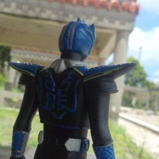 龍神ガナシー ソフビ人形