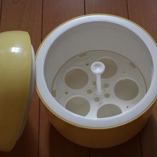 温泉たまご器 温泉玉子が15分で出来上がり!未使用品