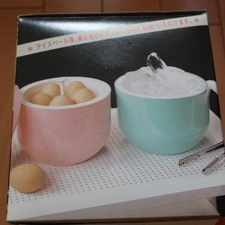 15分で温泉玉子 温泉たまご器 未使用品 調理簡単