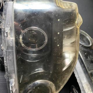 エクストレイルT31前期のヘッドライト