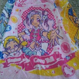 ☆プリキュア巻タオル☆