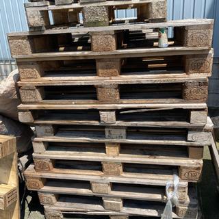 木製パレット プラパレット 無料 八尾市