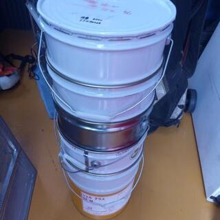 【取引中】ロケットストーブ ペール缶☓5