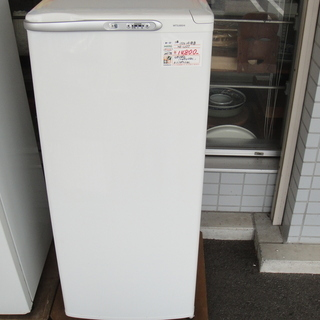 三菱 122L冷凍庫 MF-U12J 2007年製【モノ市場安城...