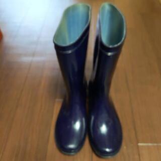 ⭐️最終お値下げしました❗️レインブーツ 長靴 22.5cm