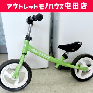トイザラス ストライダー風 キックバイク AVIGO グリーン ...