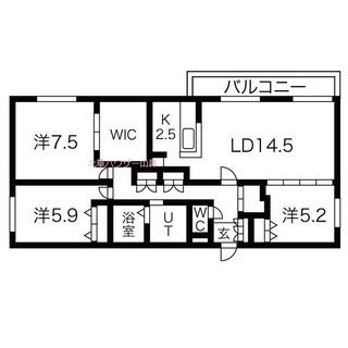 【桑園10分】新築!!デザイナーズMS・都市ガス・エコジョーズ・...