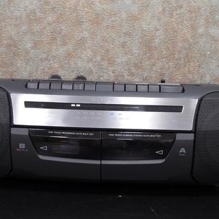 ラジオカセットコーダー SONY CFS-W338