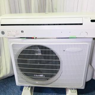ルームエアコン✨清掃済✨6畳用✨冷房専用✨