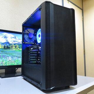 ★極美品★オフィス搭載 高性能ゲーミングPC RX580 SSD...