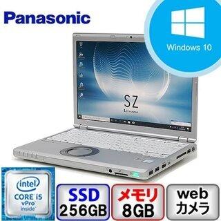 【ジモティ限定価格】 Panasonic Let's Note ...