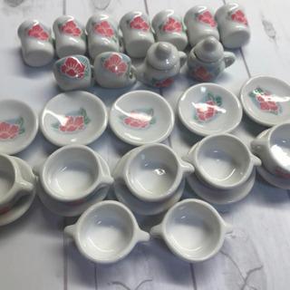 ミニチュア 陶器セット
