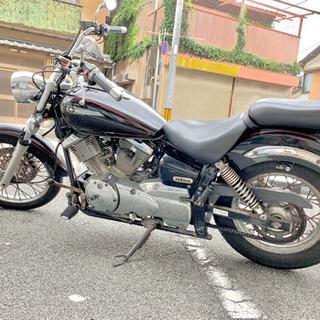 【取引中】ドラッグスター250 初期型 フルノーマル