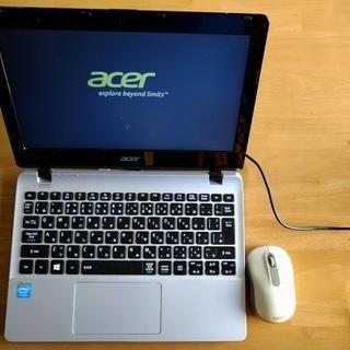 お取り引き中です! acer ノートPC E3-111 中古 動...