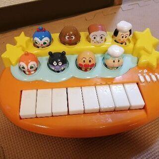 おもちゃ ピアノ アンパンマン