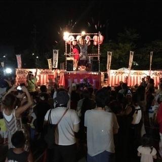 駄菓子屋ROCKの夏祭り