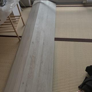 ウッドカーペット6畳位 お譲り先決まりました