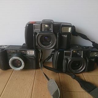 工事用 フィルムカメラ3台  未確認 ジャンク