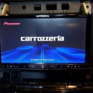 Pioneer サイバーナビ AVIC-ZH0007 プリウスa...
