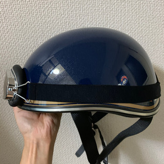 半ヘル 半帽 ジェットヘルメット DAMMTRAX 125cc以...