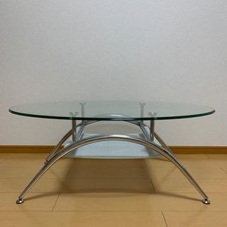 【受付終了】ガラステーブル