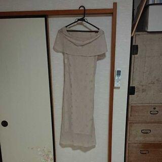 ワンピース ドレス KUMIKYOKU M オフホワイト