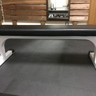 フラットベンチ 耐荷重250kg ベンチプレス 筋トレ