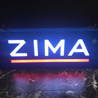 ジーマ ZIMA 看板