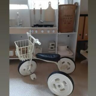 無印良品 ナチュラル キッズ 三輪車