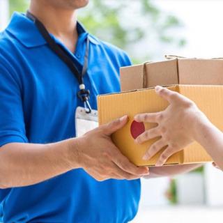 企業ルート配送と宅配の組み合わせ案件