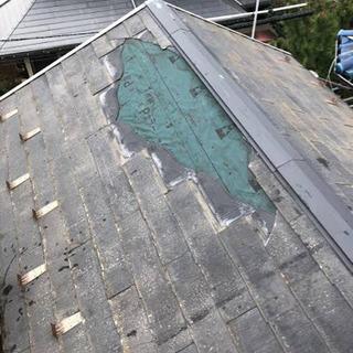 屋根の修繕 職人が修理/補修いたします。 お気軽にお見積もりくだ...