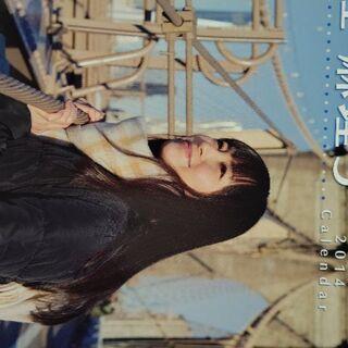 大江麻理子アナ 2014年カレンダー
