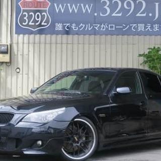 BMW5シリーズ530i Mスポーツパッケージ😍✨本革シートにサ...