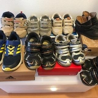 男の子用  靴売ります