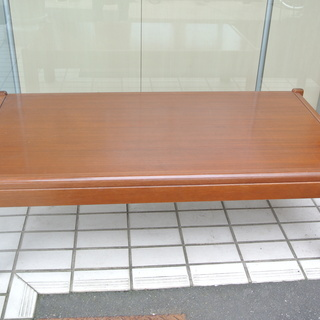 マルニ木工 ローテーブル 木製 座卓 食卓 ブラウン
