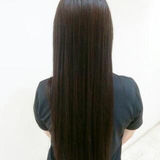 縮毛矯正格安でしませんか?✨6,600(シャンプー&ブロー込)