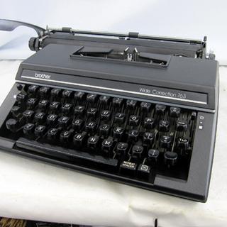 ☆ ブラザー タイプライター JP7-762.763.766 昭...