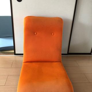 座椅子、折り畳み