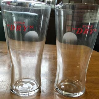 薄づくり泡立ちグラス2個組