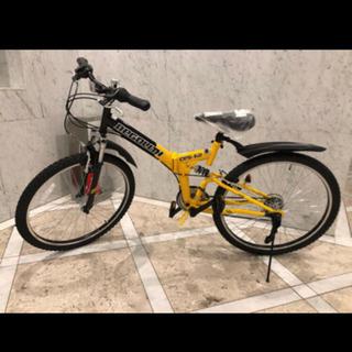 レゴリス マウンテンバイク折り畳み自転車 26型