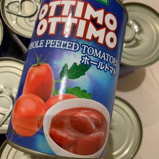トマト缶6個