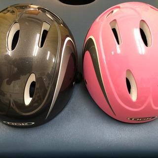 子供自転車用ヘルメット2個セット