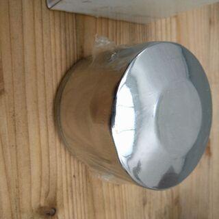 ショートオイルフィルター2個セット クローム ハーレー ショベル用