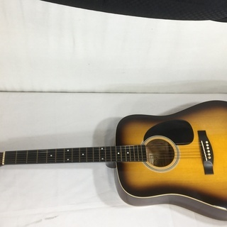 Sepia Crue アコースティックギター ケース付き 初心者入門