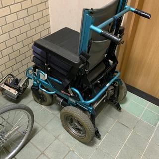 【取引終了しました】電動車椅子