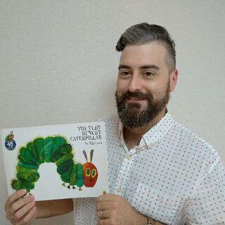 【オンライン】1回300円子ども向け英語絵本