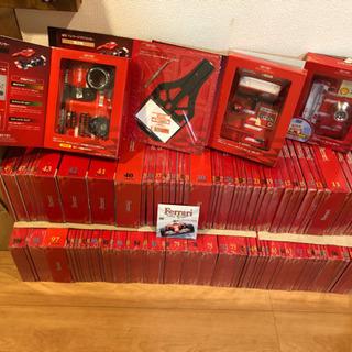 Ferrari2004 デアゴスティーニ・ジャパン 100巻